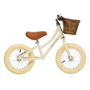 Banwood loopfiets cream
