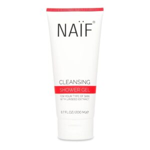 Naif cleansing shower gel