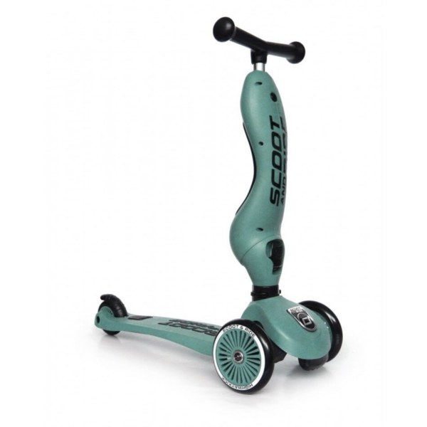 Scoot and Ride loopfiets 2in1