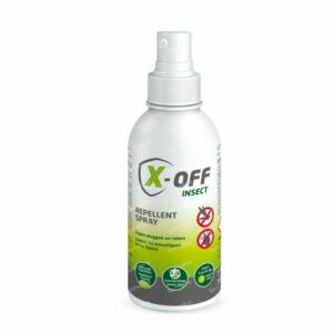 X-off anti muggen en teken spray