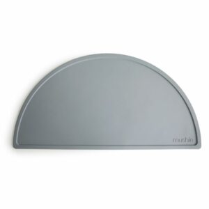 Mushie siliconen placemat stone 1