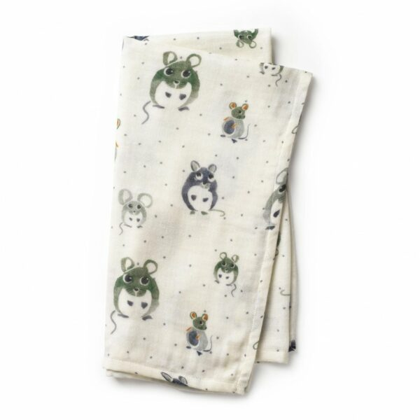 Elodie Details hydrofiele doek forest mouse max